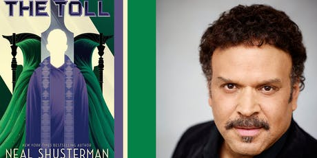 Neal Shusterman | The Toll tickets