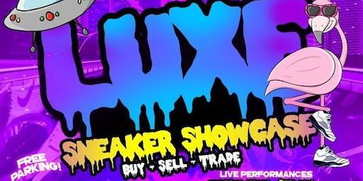 Luxe Sneaker Showcase