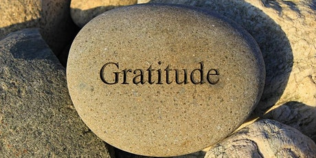 """""""The Power of Gratitude"""" ~A grateful heart is a magnet for miracles"""" tickets"""