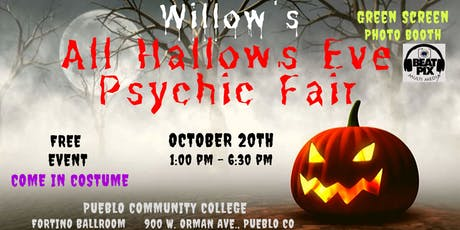 Willow's All Hallow's Eve Psychic Fair tickets