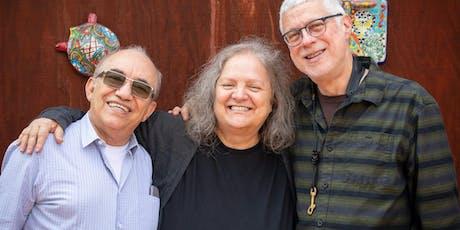 San São Trio - Amilton Godoy, Léa Freire e Harvey Wainapel ingressos