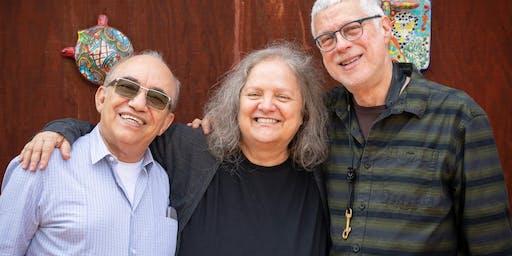 San São Trio - Amilton Godoy, Léa Freire e Harvey Wainapel