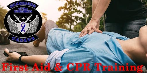 First Aid & CPR (Guardians of the Children)