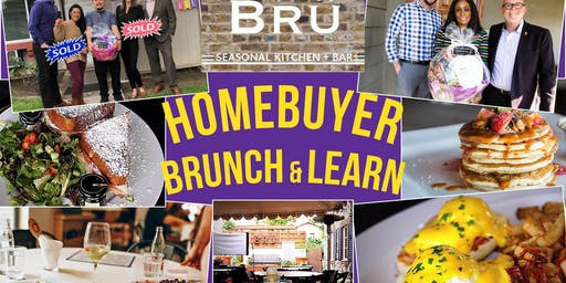 Complimentary Homebuyer Workshop at BRU Grill OCT 19th