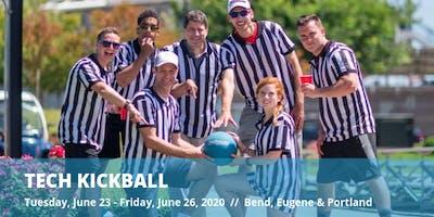 Tech Kickball Portland-Metro: 2020