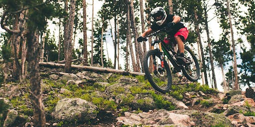 Advanced MTB trailriding skills