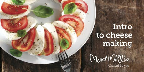 Make Your Own Cheese with Mad Millie - Morning tickets