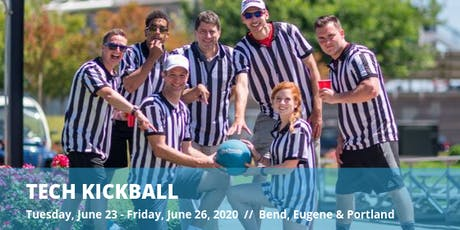 Tech Kickball Central Oregon: 2020 tickets