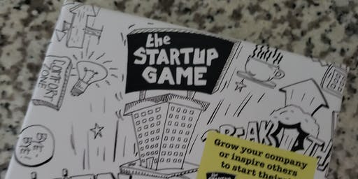 Entrepreneurs Game Night: The Start Up Card Game