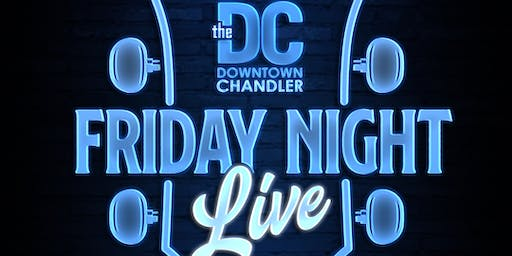Friday Night Live Free Concert Featuring Desert Dixie