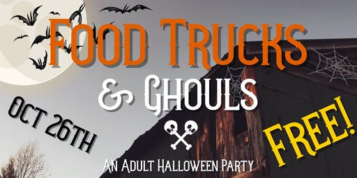Food Trucks & Ghouls!