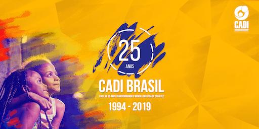 Comemoração 25 Anos do CADI - Curitiba