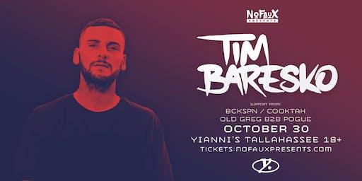 Nofaux Presents: Tim Baresko @ Yianni's