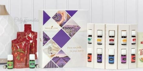 Parenting with Essential Oils tickets