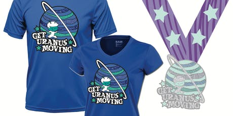 Get Uranus Moving! Run & Walk Challenge- Save 40% Now! - Dayton  tickets