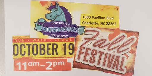 University Meadows Elementary Fall Festival