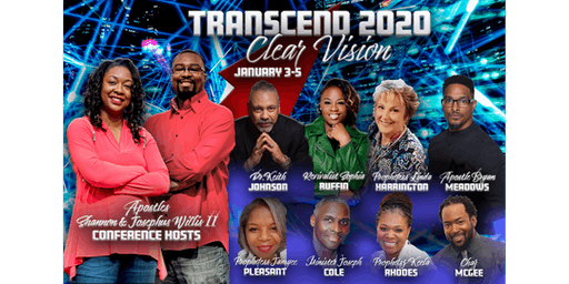Transcend 2020 Clear Vision