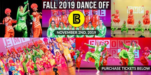 Bhangra Empire's Fall 2019 Dance Off