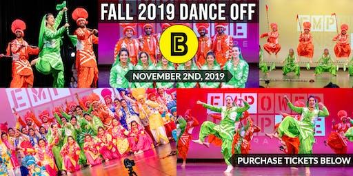 Bhangra Empire's Fall 2019 Dance Off
