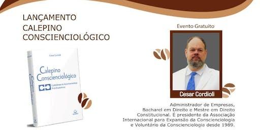 Palestra e Debate - Café com Ciência - Livro Calepino Conscienciológico