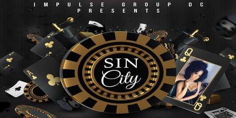 Impulse DC Presents Sin City tickets
