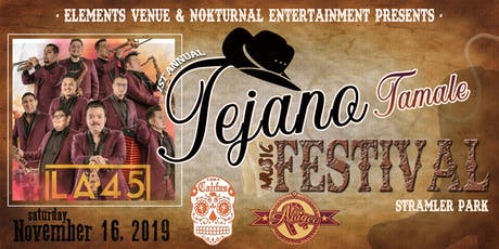 1st Annual Tejano & Tamale Music Festival tickets