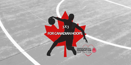 3X3 For Canadian Hoops tickets