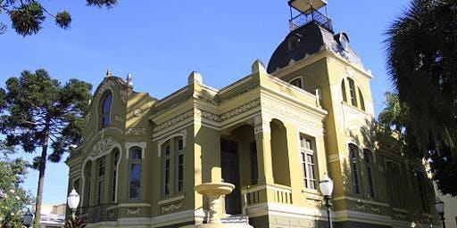Salão de Turismo - Roteiro PONTA GROSSA