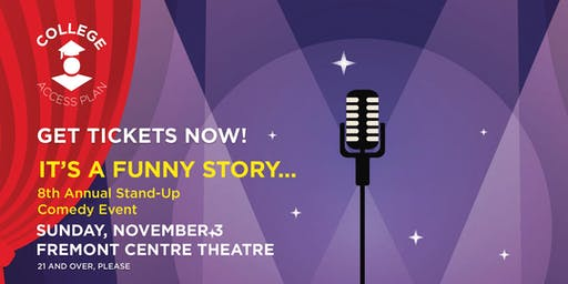 """""""It's a Funny Story ..."""" 2019 CAP Comedy Event"""