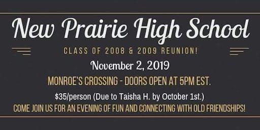 New Prairie Class Reunion