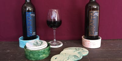 Spark Ceramics Workshop with Gratta Wines