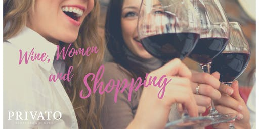 Wine, Women and Shopping