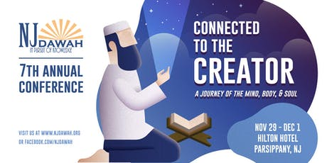 Connected To The Creator: A Journey of the Mind, Body & Soul tickets