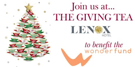 The Giving Tea at The Lenox Hotel tickets