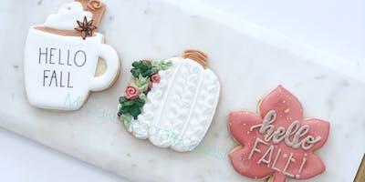 Fall Cookie Class