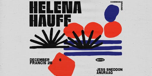 Common Ground w/ Helena Hauff