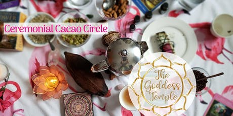 Ceremonial Cacao Circle tickets