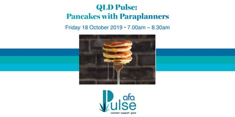 QLD Pulse: Pancakes with Paraplanners tickets