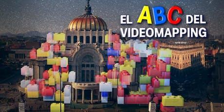 El ABC del video mapping boletos