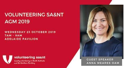 Volunteering SA&NT AGM & Breakfast 2019 tickets