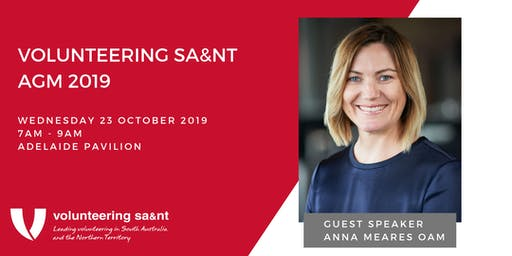 Volunteering SA&NT AGM & Breakfast 2019
