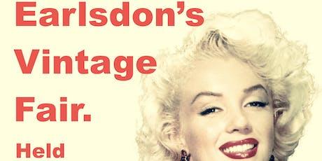 Earlsdon Vintage Fair tickets