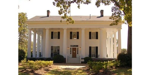 Atlanta Plantation Escorted All Inclusive Half Day Tour (2019-11-10 starts at 9:00 AM)