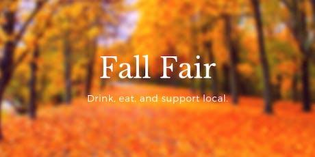 Fun Fall Fair tickets