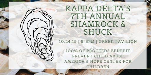Wofford College Kappa Delta Shamrock N Shuck 2019