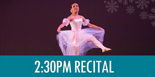 LAMusArt Winter Dance Recital 2019 2:30pm
