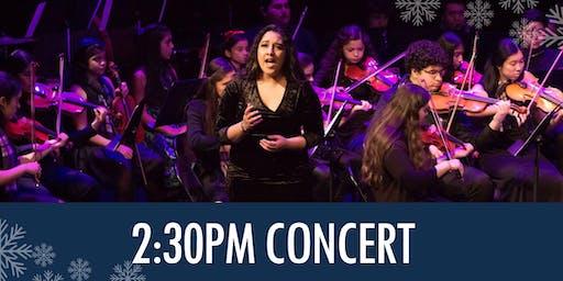 LAMusArt Winter Concert 2019 2:30pm