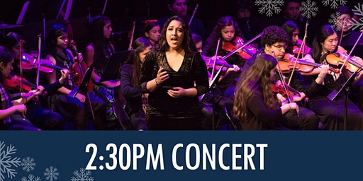 LAMusArt Winter Concert 2019 2:30pm