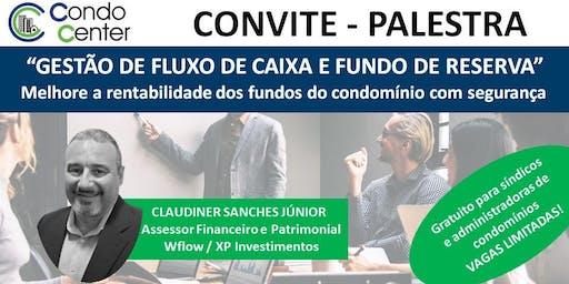 GESTÃO DE FLUXO DE CAIXA E FUNDO DE RESERVA