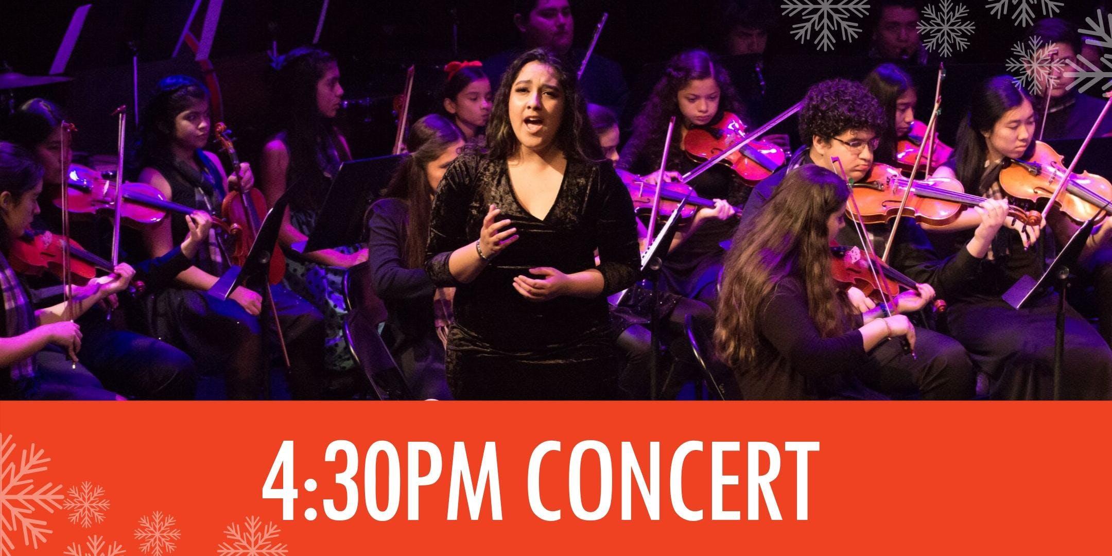 Elac Winter 2020.Lamusart Winter Concert 2019 4 30pm At East Los Angeles